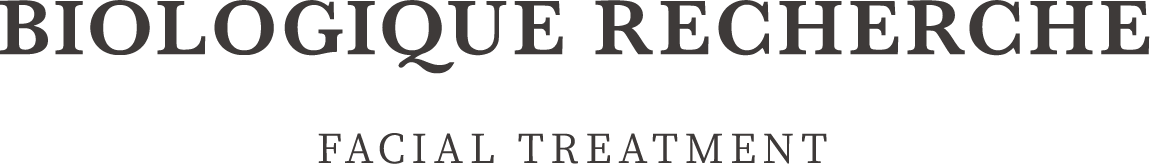 BIOLOGIQUE RECHERCHE(FACIAL TREATMENT)